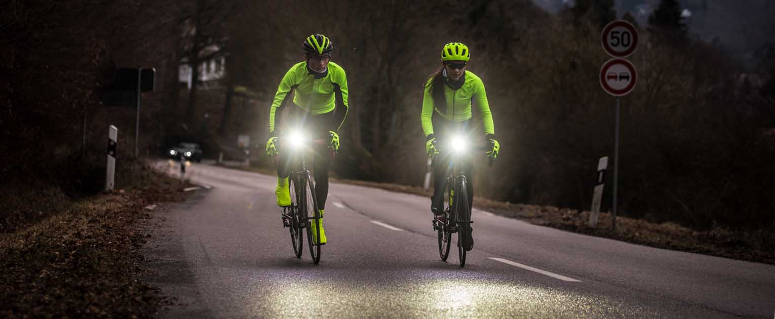 Bicycle lights explained