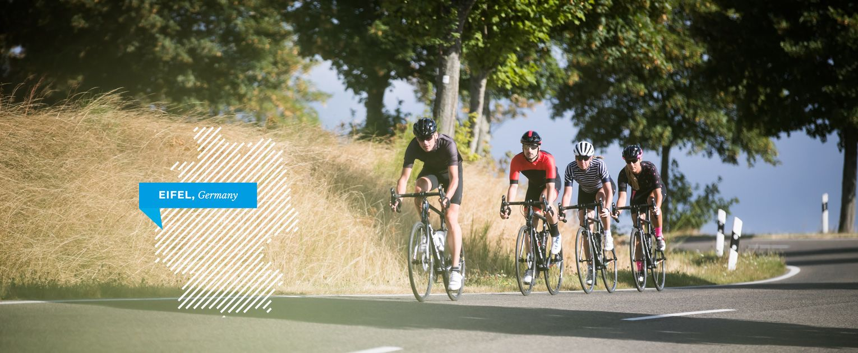 Rennradtouren in der Eifel