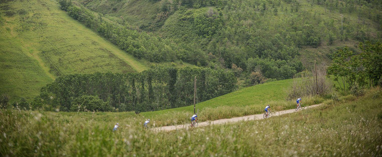 Radfahren in Italien
