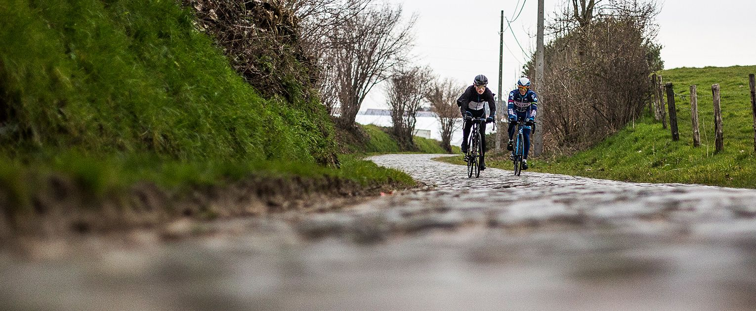 How to conquer the cobblestones?