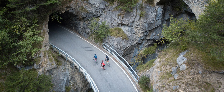 Switzerland's best-kept cycling secret