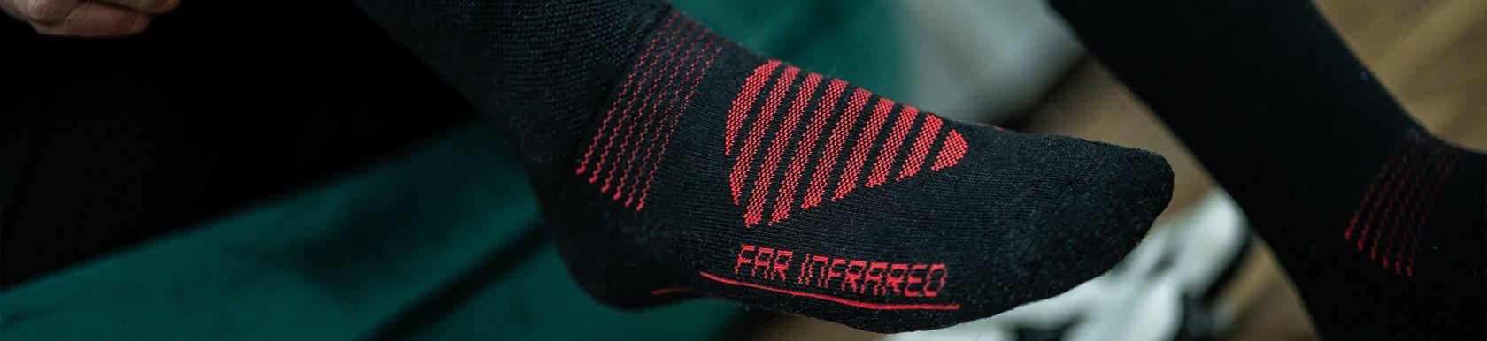 Alles over onze sokken