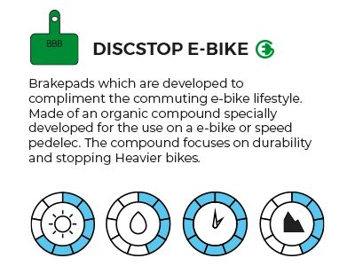 Discstop E-bike