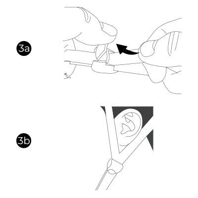 Cam-Lock adjusters