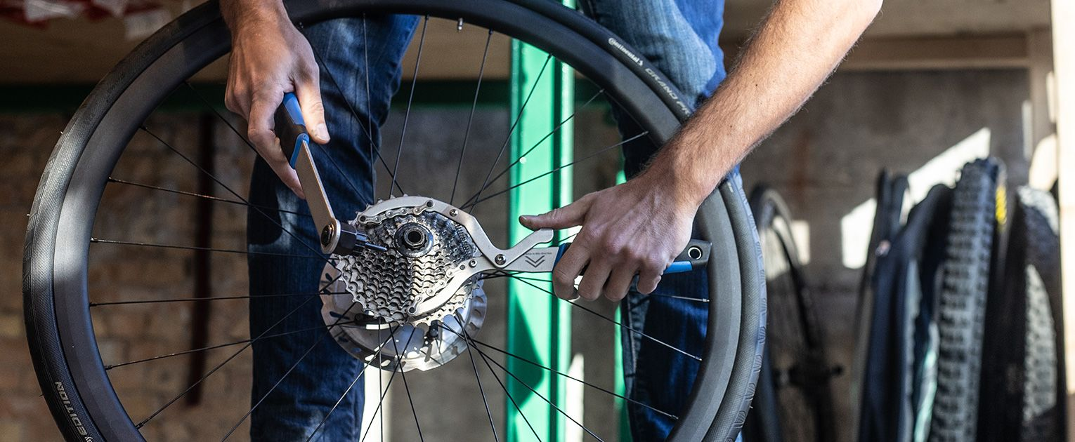How to change your cassette