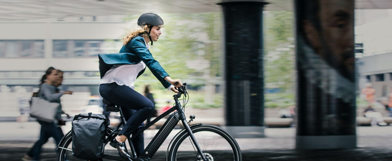 Grid ECO | Our most sustainable helmet!