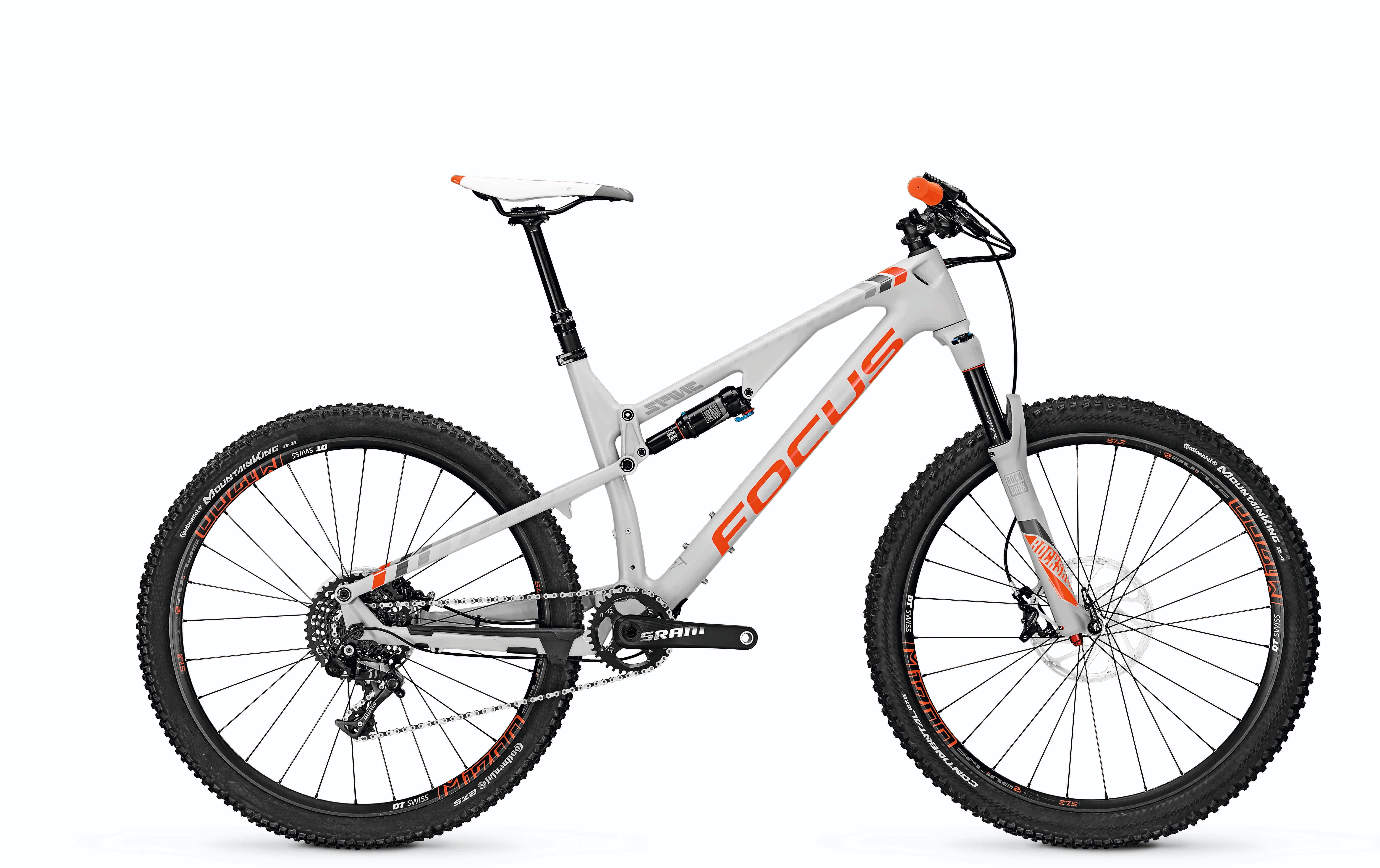 Best Trail Bike Focus Spine