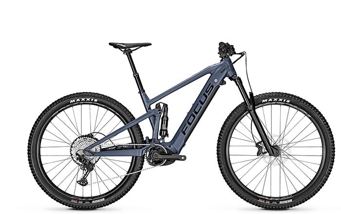 Das neue FOCUS JAM² 6.7 NINE mit 29 Zoll Laufrädern.