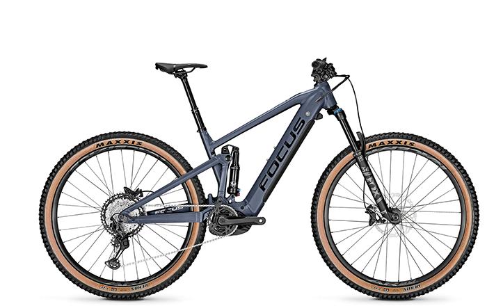 Das neue FOCUS JAM² 6.8 NINE mit 29 Zoll Laufrädern.