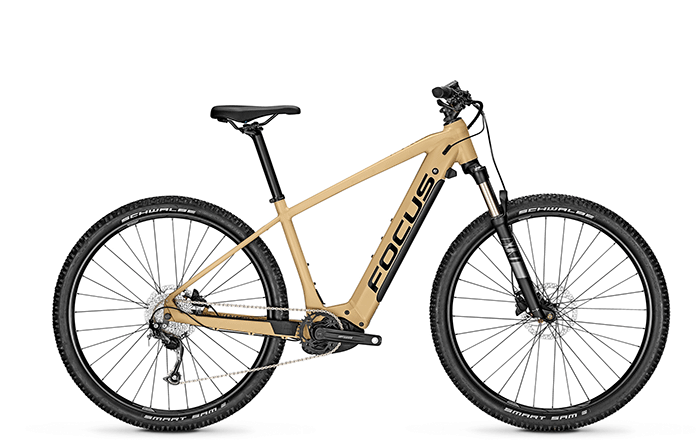 The new FOCUS JARIFA² 6.6 Nine with 29 inch or 27,5 inch (in sizes S and XS) wheels.