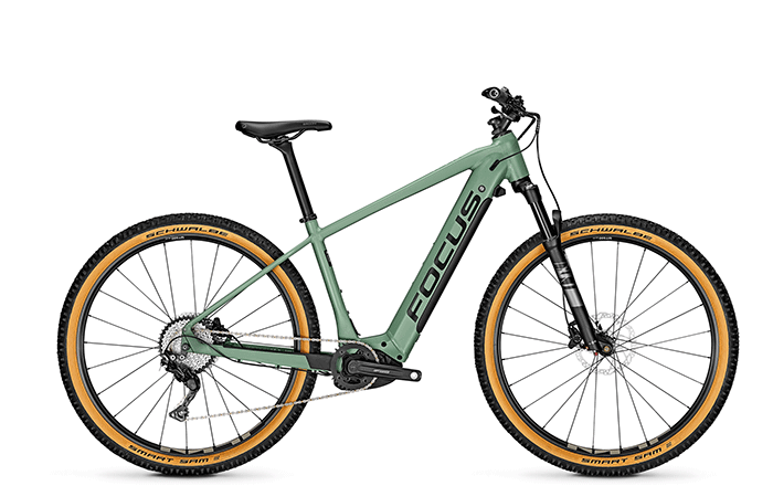 The new FOCUS JARIFA² 6.8 Nine with 29 inch oder 27,5 inch (in sizes S and XS) wheels.