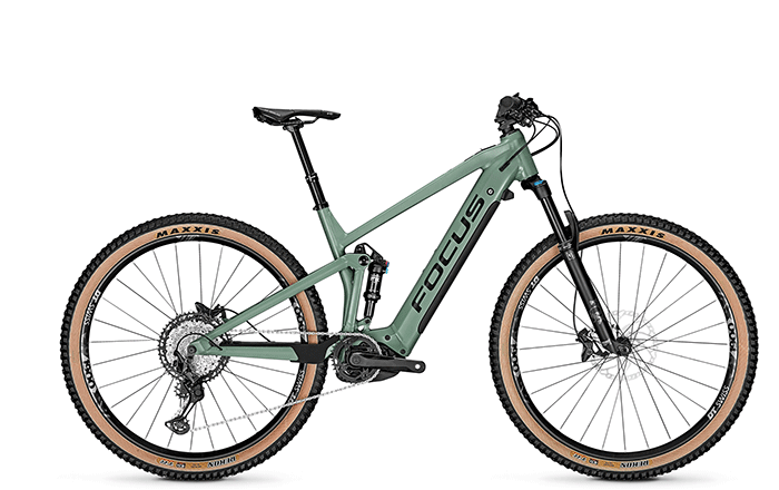 The new FOCUS THRON² 6.9 with 29 inch wheels.