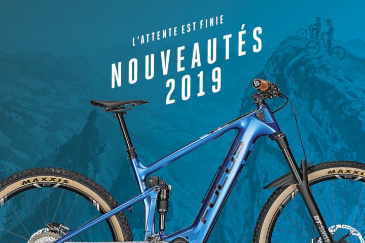 L'ATTENTE EST FINIE NOUVEAUTÉS 2019