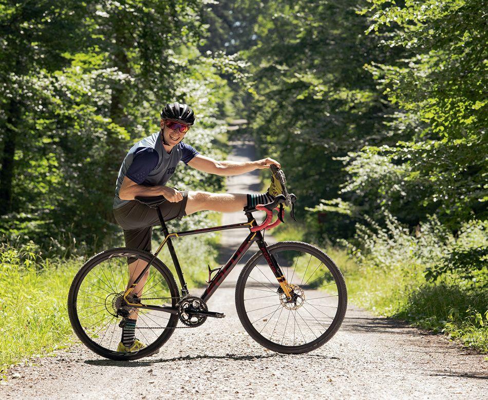 Das FOCUS Bikes MARES bei der Power Hour