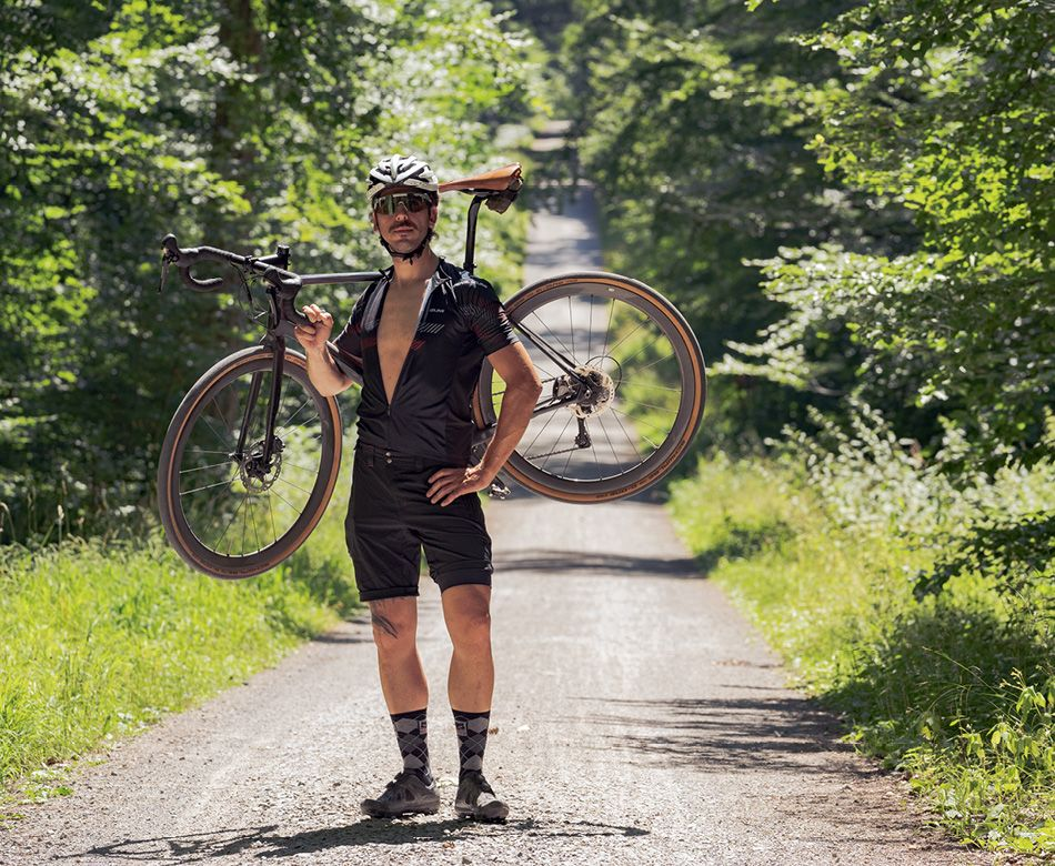 Das FOCUS Bikes PARALANE bei der Power Hour
