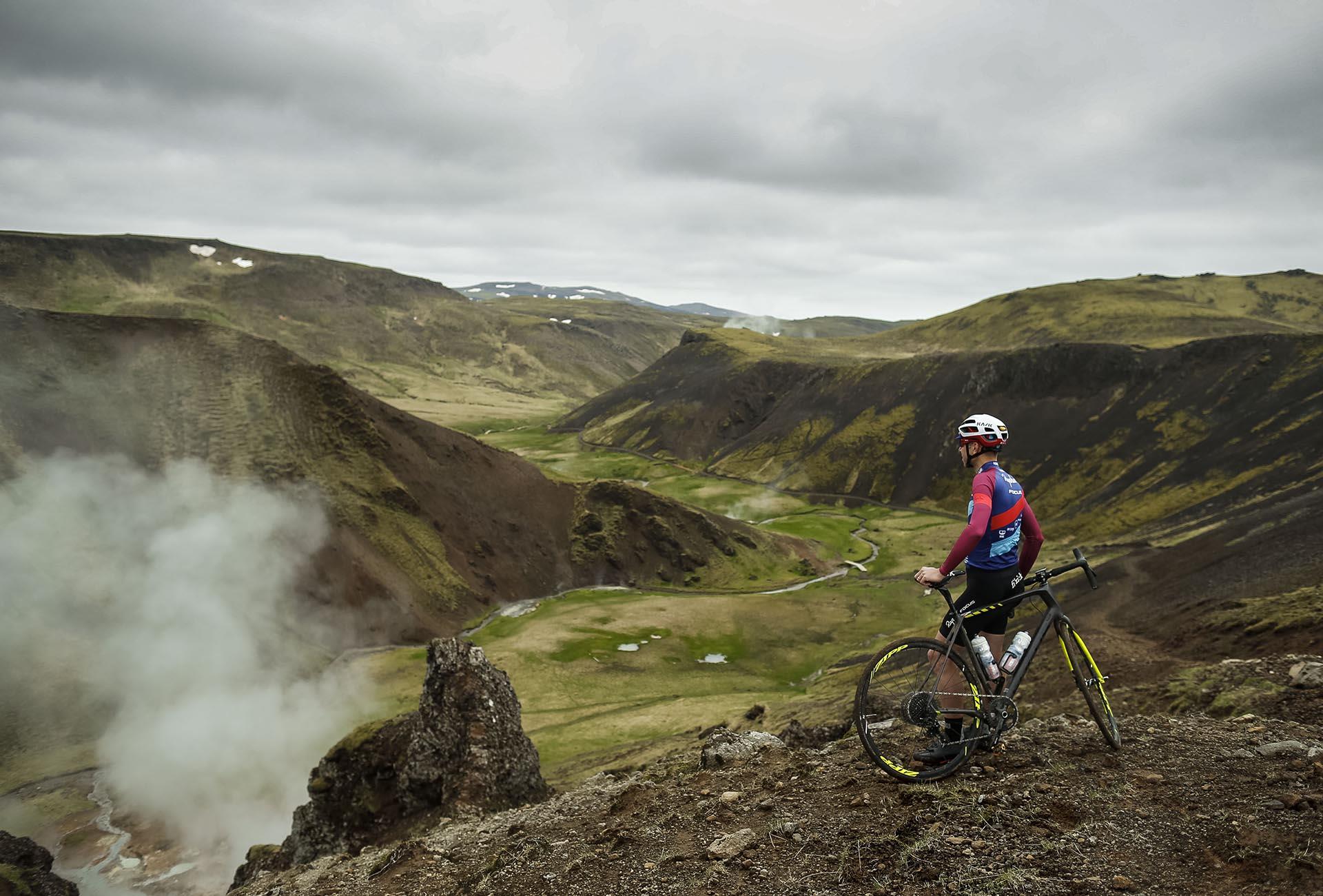 Jeremy Powers in Islanda