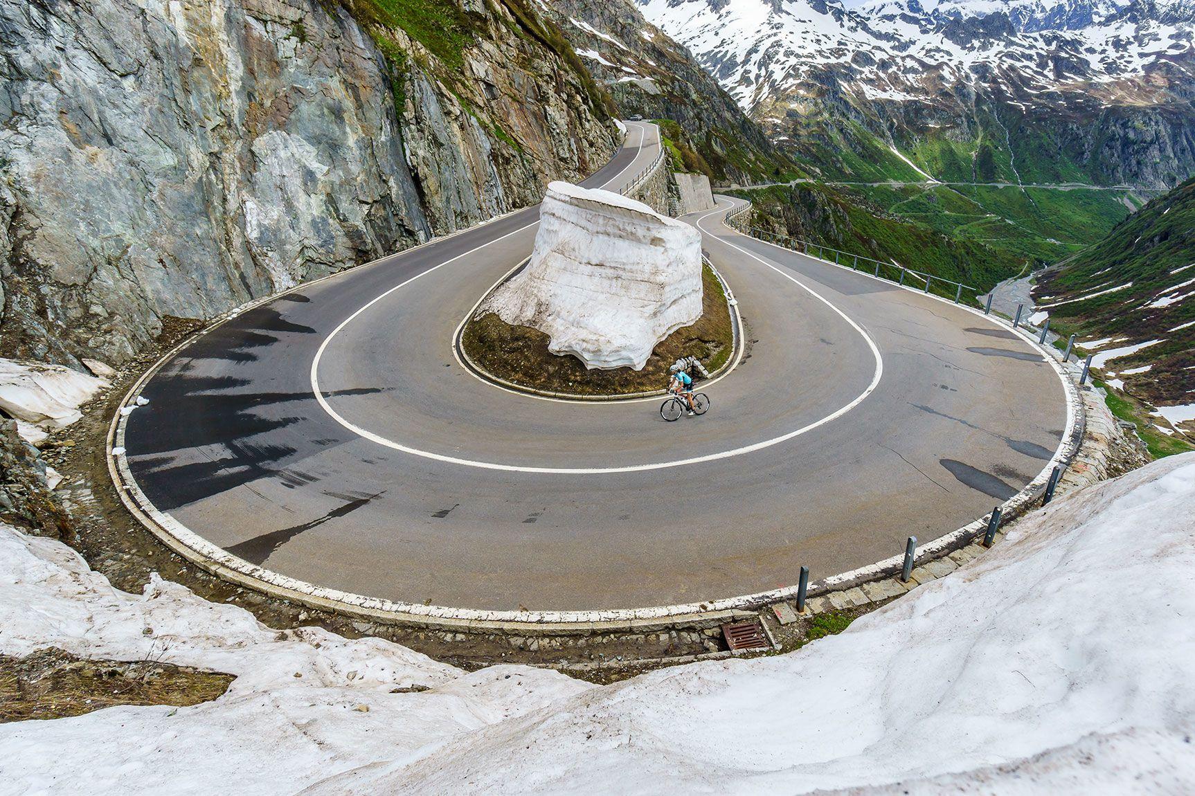Beeindruckende Schweiz