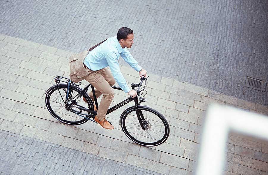 Gezondheidsvoordeel van fietsen