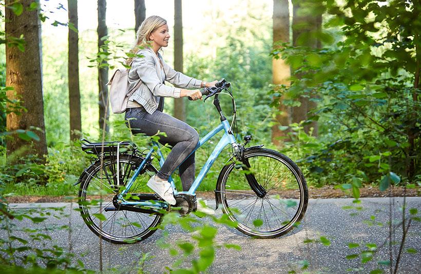 Voordelen van fietsen ten opzicht van autorijden