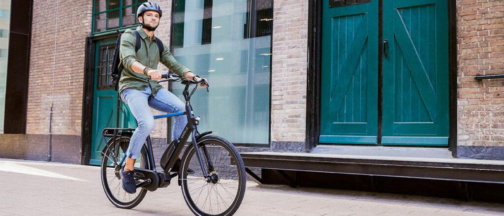 Sporten elektrische fiets