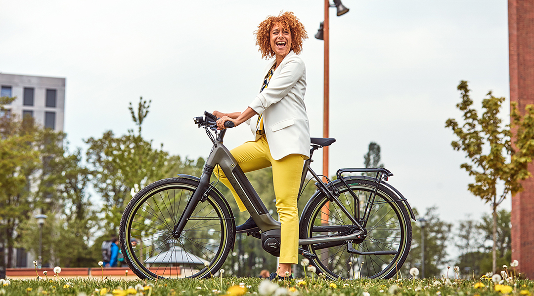voordelen elektrische fiets Gazelle