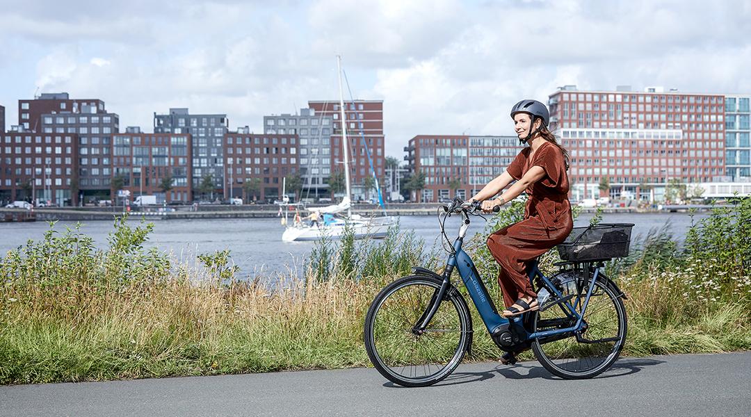 Milieuvoordeel fiets Gazelle
