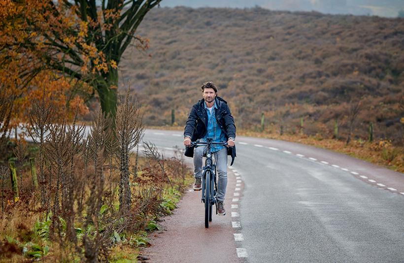 calorieën verbranden met fietsen