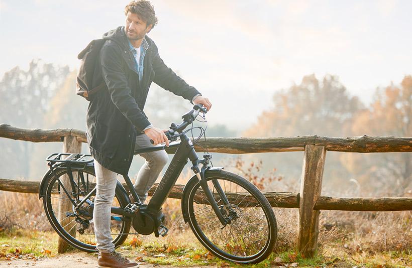 vermijd drukke plekken met fietsen tijden corona | Gazelle
