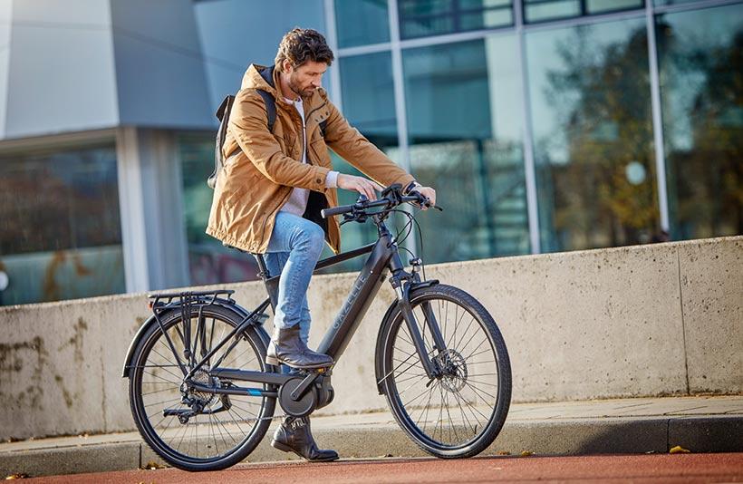 Bandenspanning e-bike
