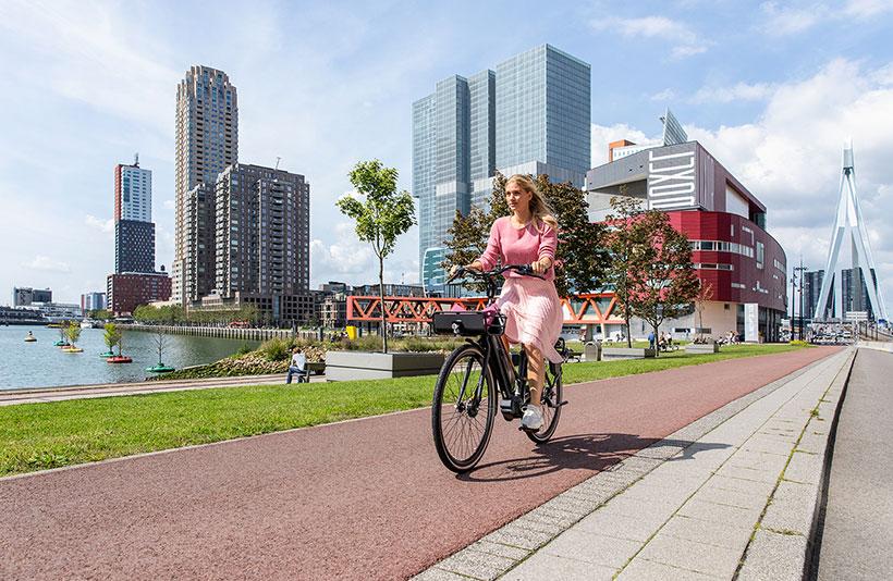 elektrisch fietsen gezond