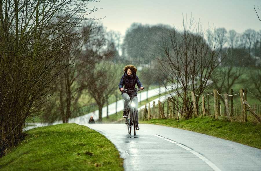 Gazelle fietsen goed voor de gezondheid