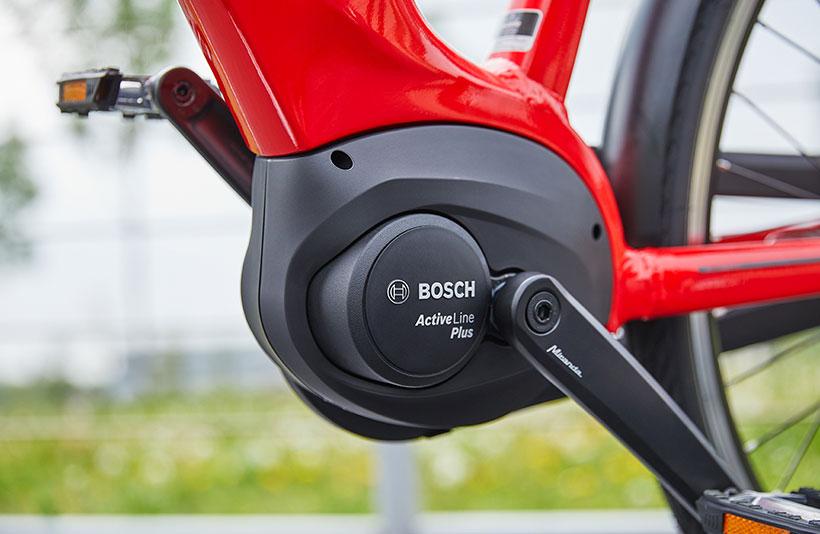 Gazelle Bosch e-bike
