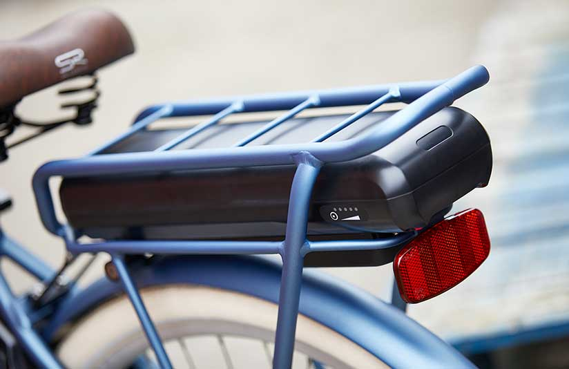 elektrische fiets accu vervangen