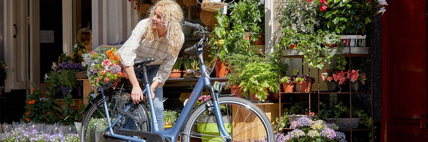 Inspirerende fietsers