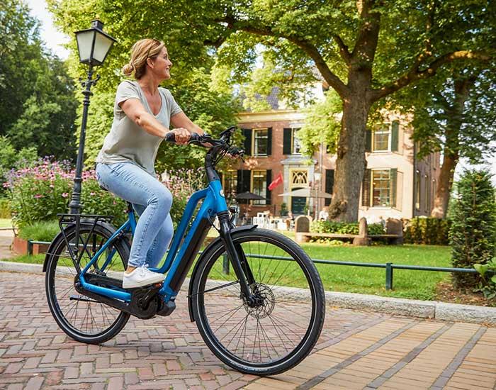 Gezonder door fietsen