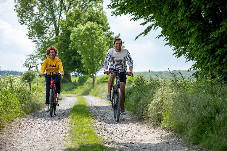 Het ideale fietspad wat is dat? Gazelle fietsen