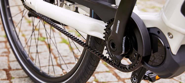 opmars van de fietsriem