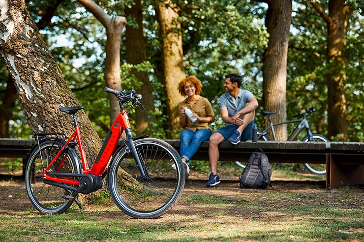Gazelle fietsen naar Amerika Blog Podcast