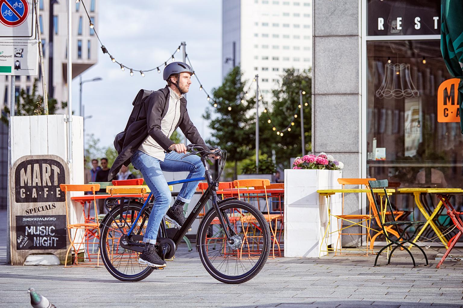 Gazelle Fahrrad - Pimp your bike