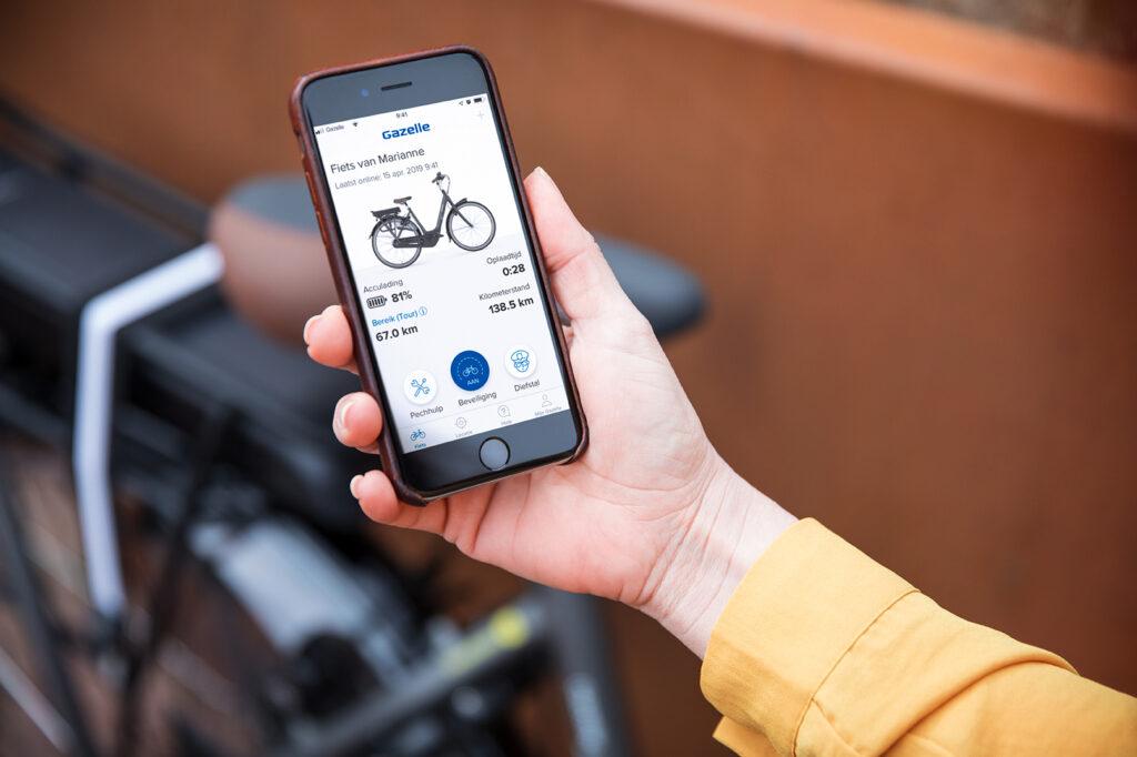 Fahrrad GPS-Tracking