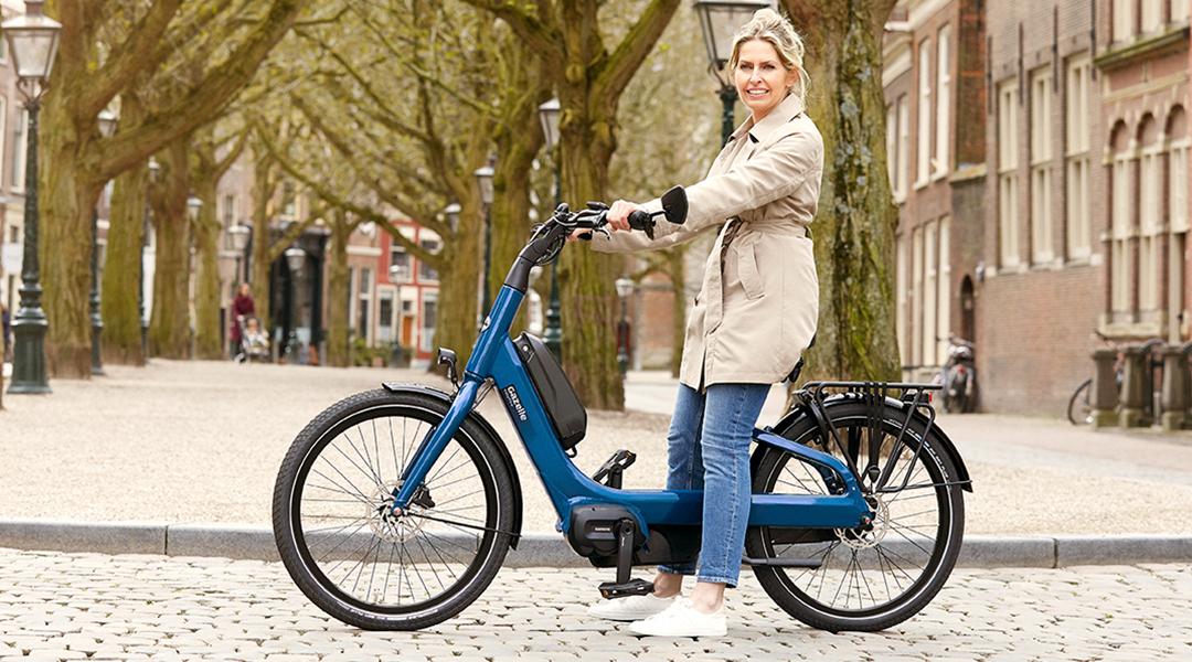 So steigen auch Sie wieder (voller Selbstvertrauen) auf Ihr Fahrrad