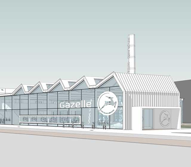 Gazelle-fabriek