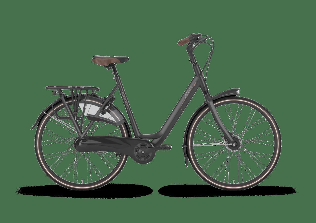 Gazelle Orange C8 | Vélo de ville | Voir maintenant