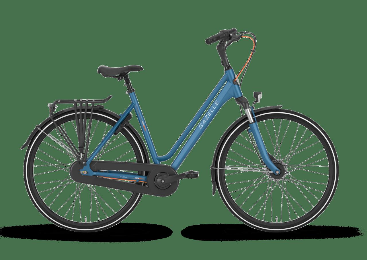 Gazelle Valve C7 | Sporty city bike | View online