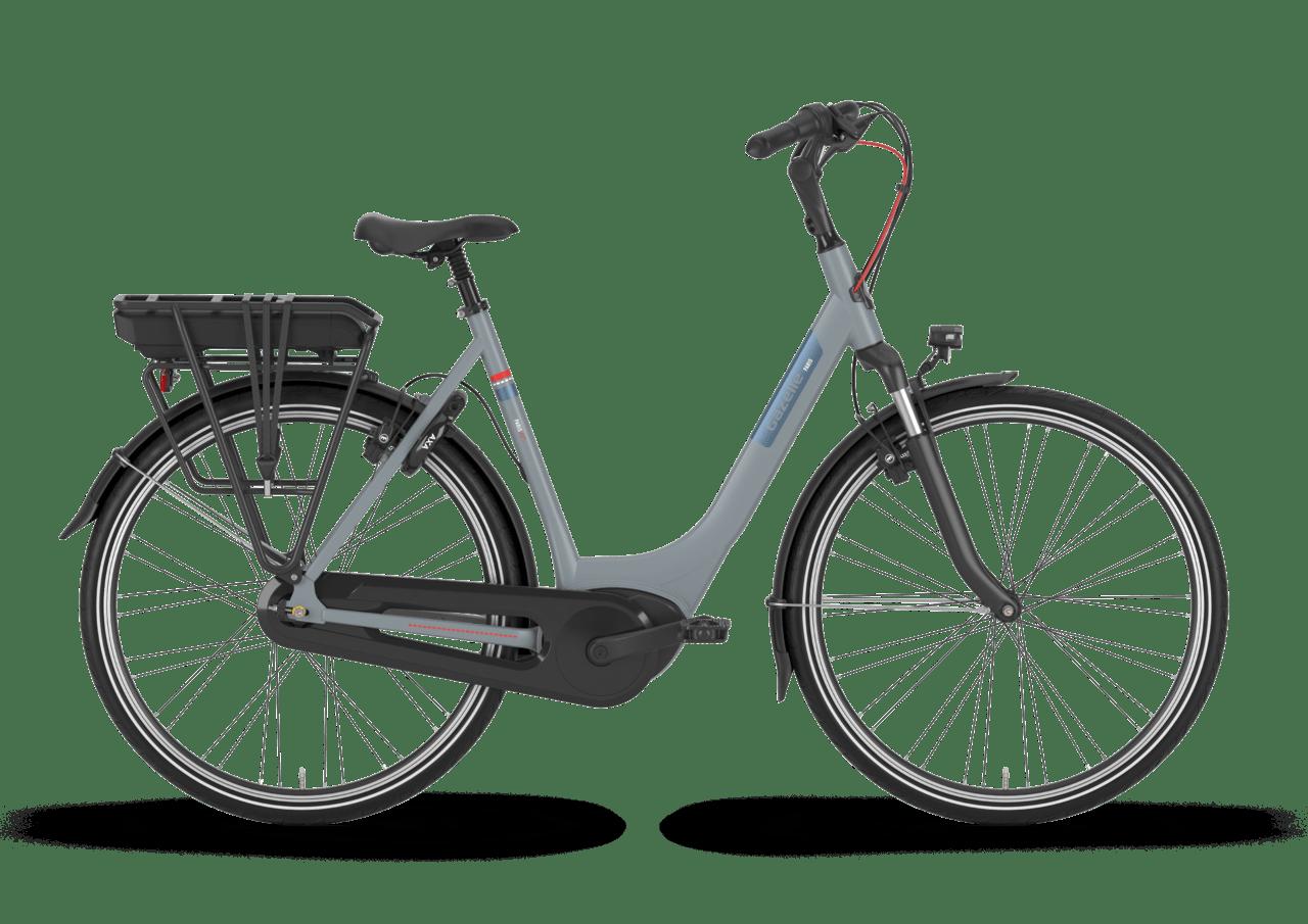 Gazelle Paris C7 HMB   Electric bike   View online